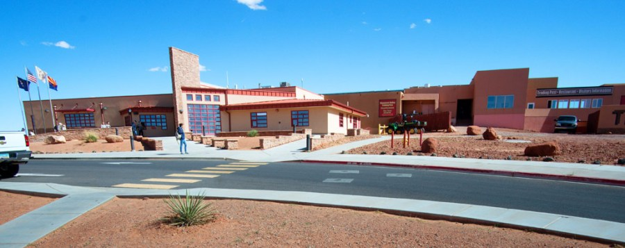 Monument Valley Tribal Park Museum