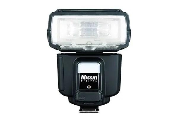 Nissin i60A flashgun announced