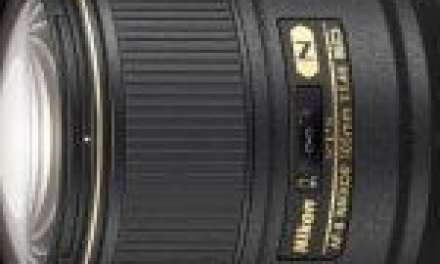 Nikon 105mm f/1.4E ED promises best in class booked