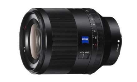 Sony adds new 50mm f/1.4 'nifty fifty' to E-mount range