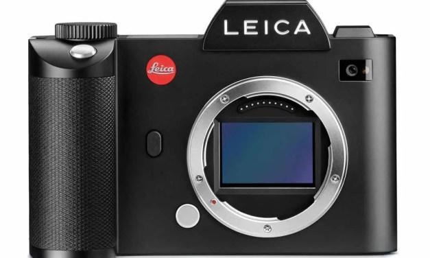 Leica SL firmware adds Eco Mode, joystick deactivation