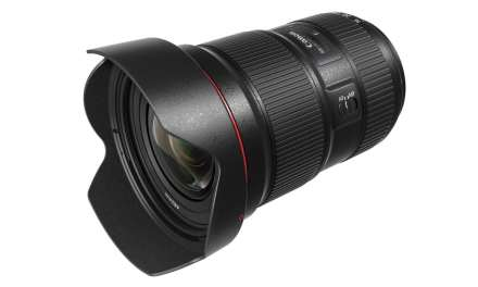 Canon adds 24-105mm f/4L and 16-35 f/2.8L EF lenses