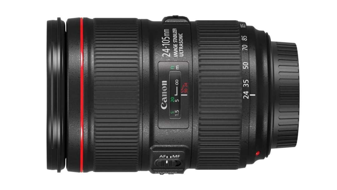 EF 24-105mm f/4L IS II USM Key Specs