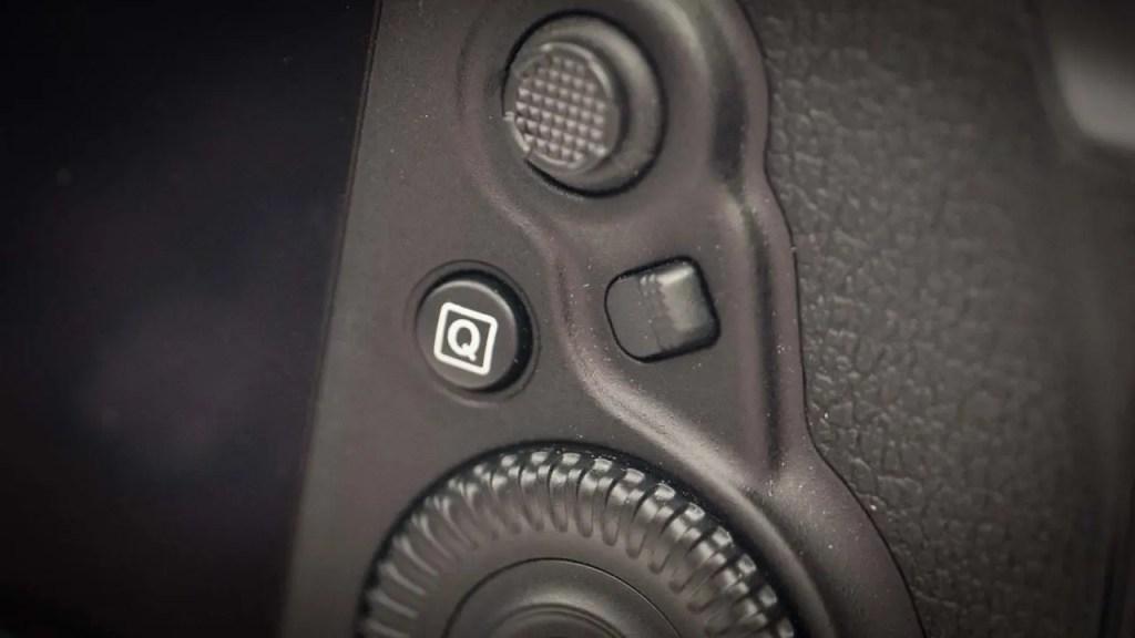 Canon 5D Mark IV new control