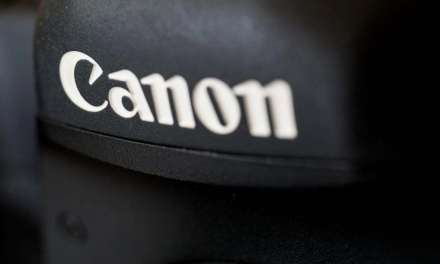 Canon patent would introduce fingerprint reader to cameras, lenses