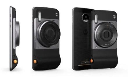 Hasselblad unveils 10x zoom lens for Motorola smartphones in new '4116 collection'
