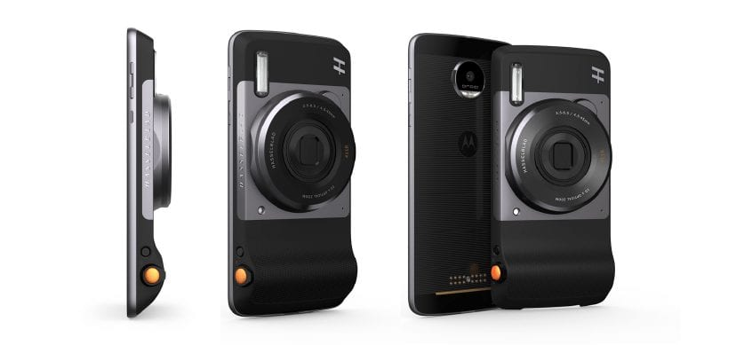 Hasselblad unveils 10x zoom lens for Motorola smartphones in new '4116 collection'