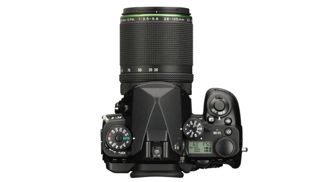 Popular Pentax cameras