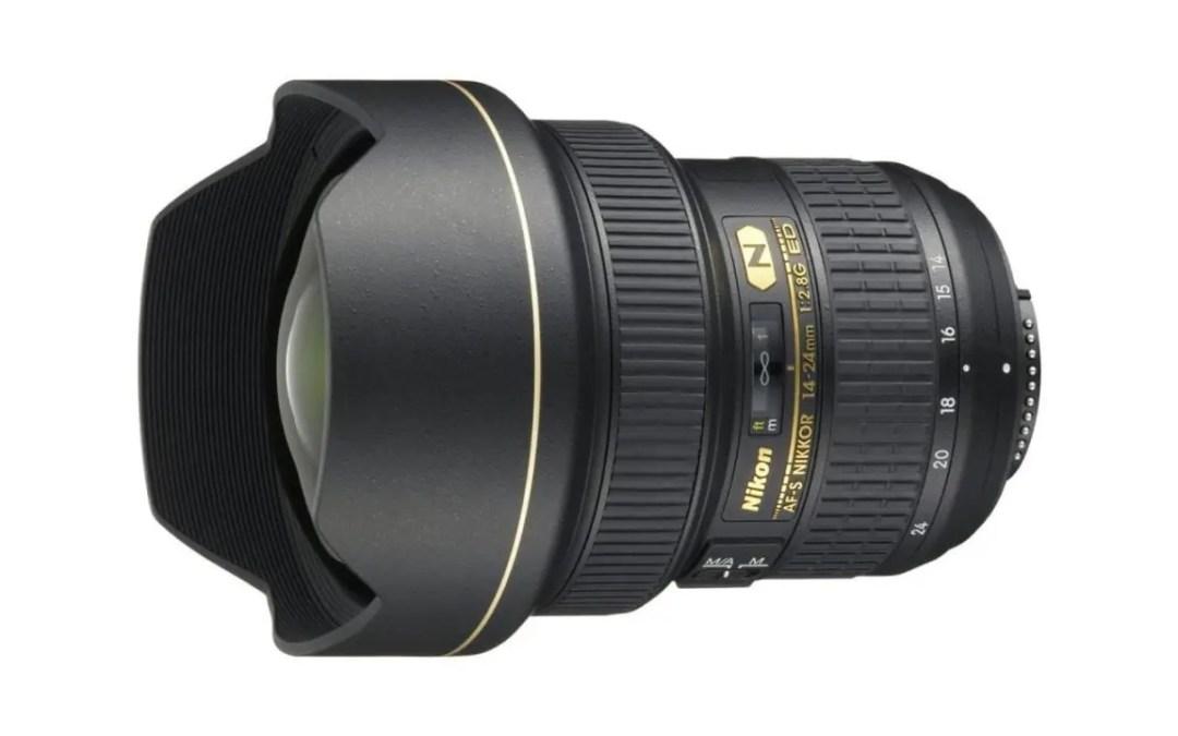 Best Nikon FX lenses: 01 Nikon AF-S 14-24mm f/2.8G ED, £1,460