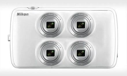 Nikon '4-eye' camera could boast 4 lenses, 4 sensors