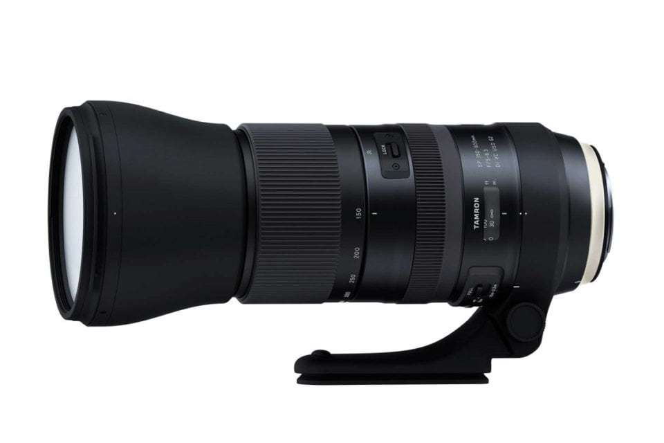 Tamron updates 150-600mm f/5-6.3 Di with faster AF, VC