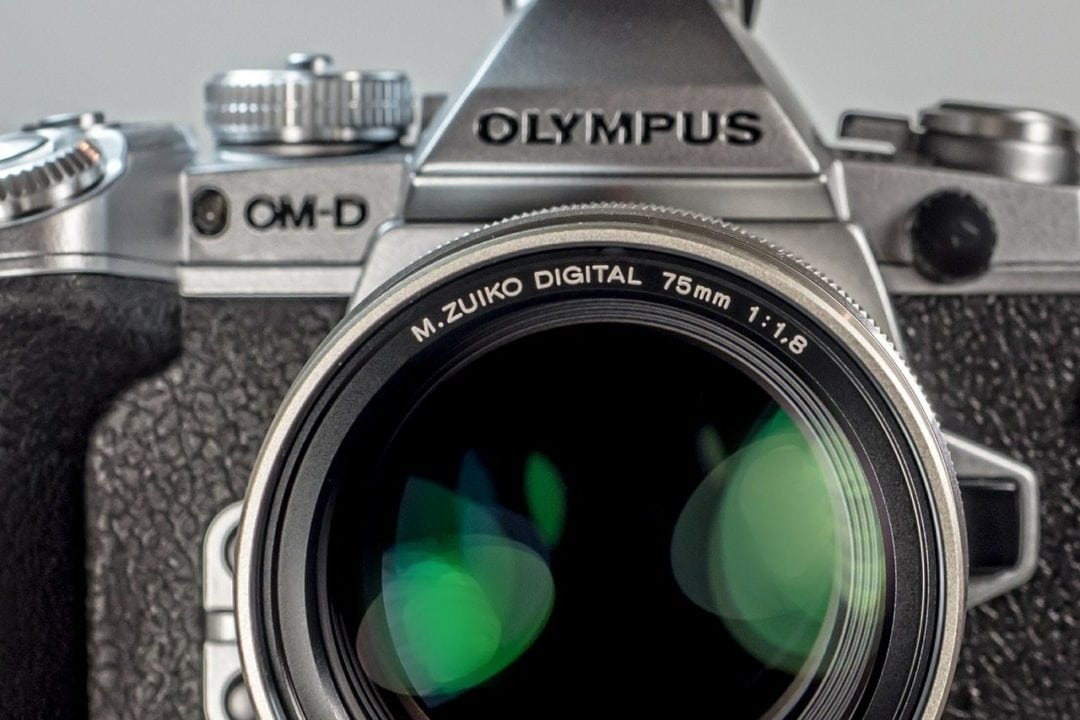 Mirrorless cameras: 09 Exposure is controlled in the same way as an SLR