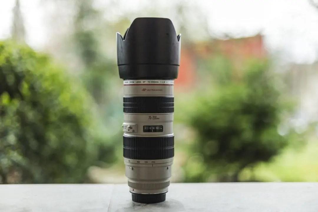 Camera Tricks: 03 Use a lens hood