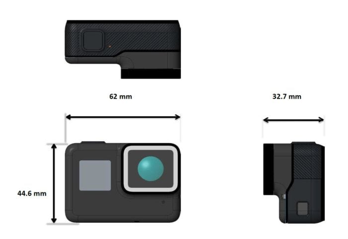 More GoPro Hero 5 specs and images leaked online