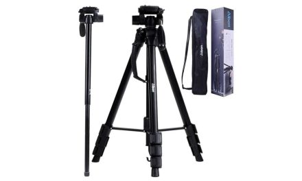 Daily Deal: save 67% on this 70in aluminium tripod
