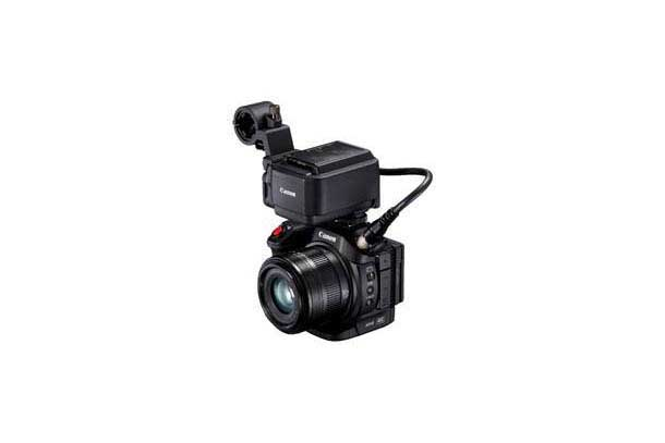 Canon launches the XC15, 4K compact camcorder
