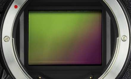 Understanding camera sensor size in photography