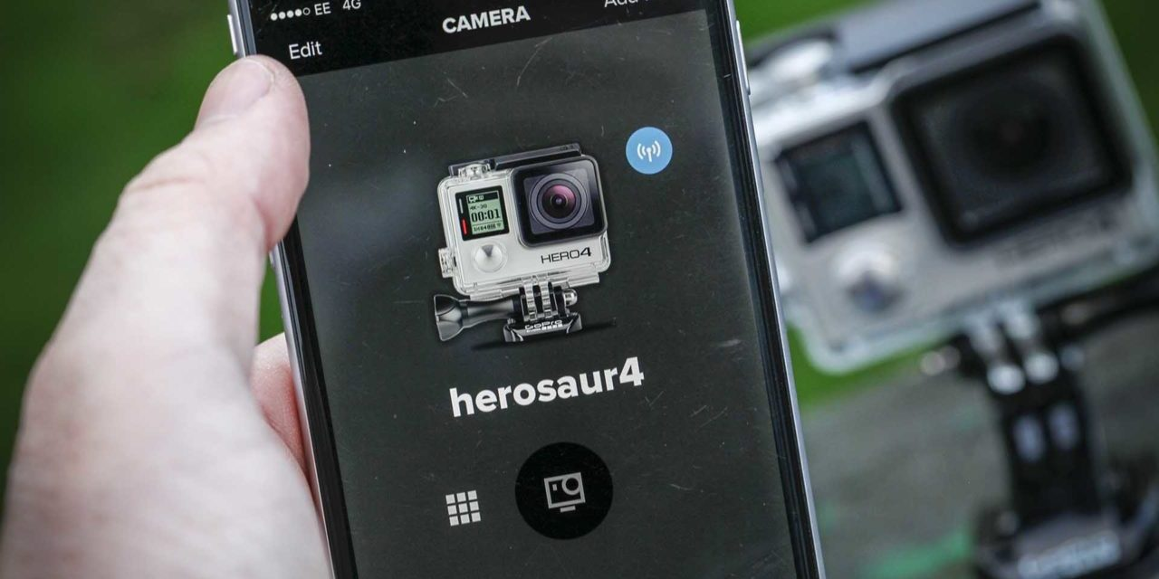 Connect to your GoPro Hero by Wifi