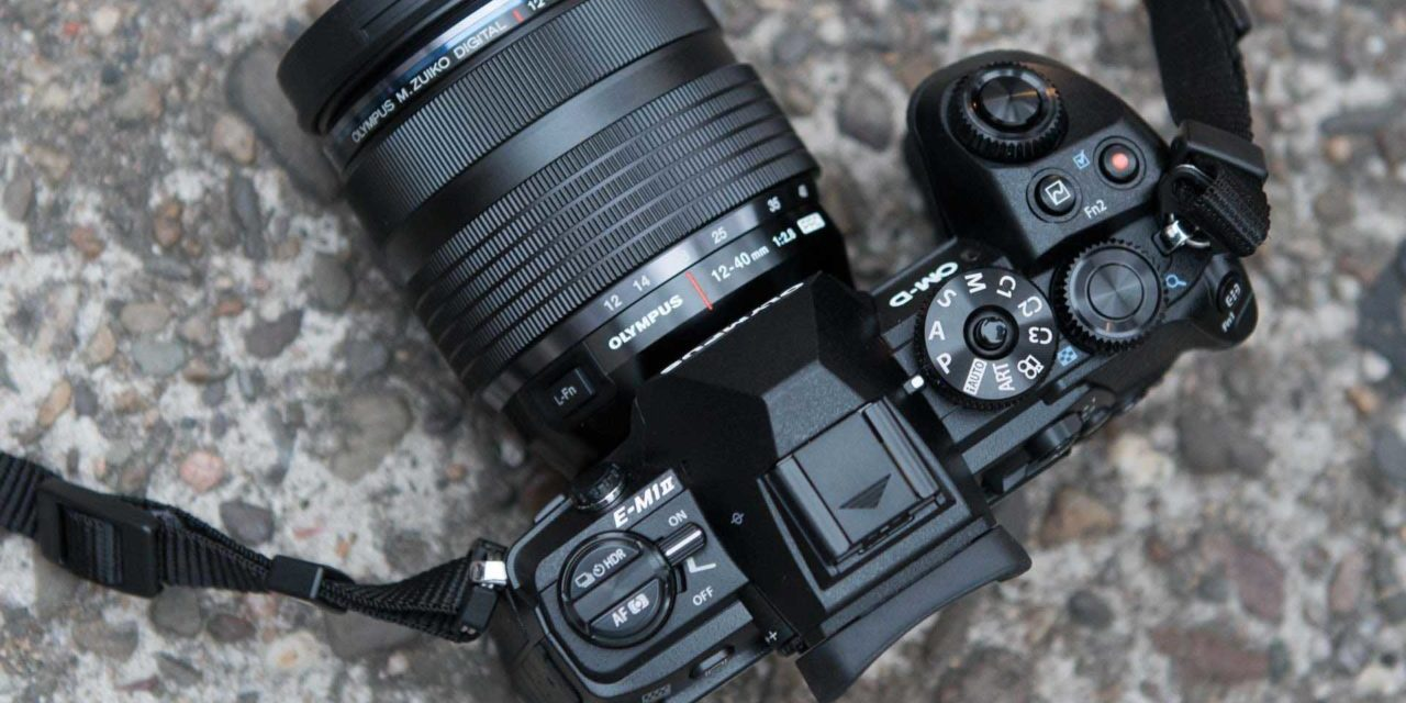 Olympus pledges to keep developing the OM-D E-M1 Mark II
