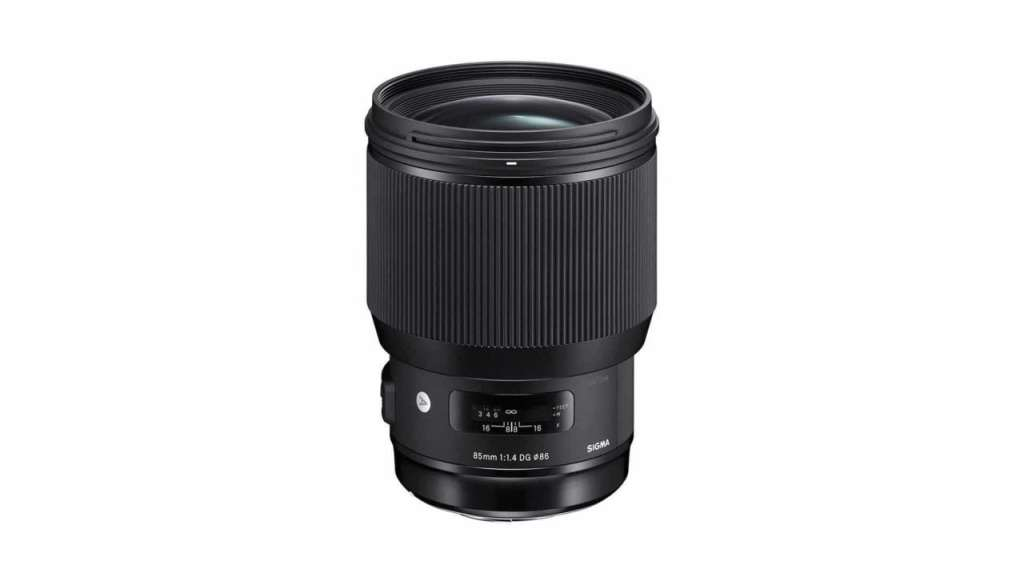 Sigma launches 85mm f/1.4 Art lens for ultra-precise bokeh