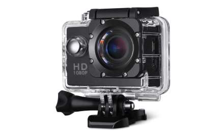 Daily Deal: get this full HD, waterproof action camera for just £43