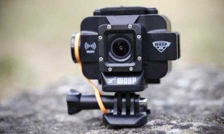 Wasp 4K action camera review