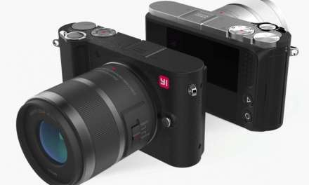 YI launches major firmware update to mirrorless M1 camera