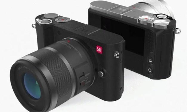 YI launches major firmware update to mirrorless M1 camera