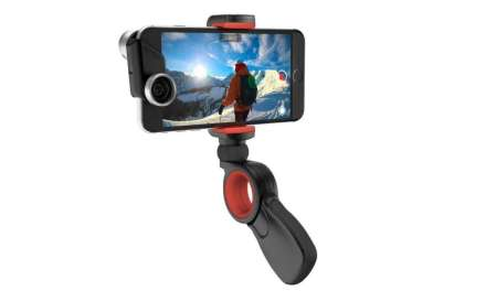 olloclip launches Pivot articulating grip for mobile video