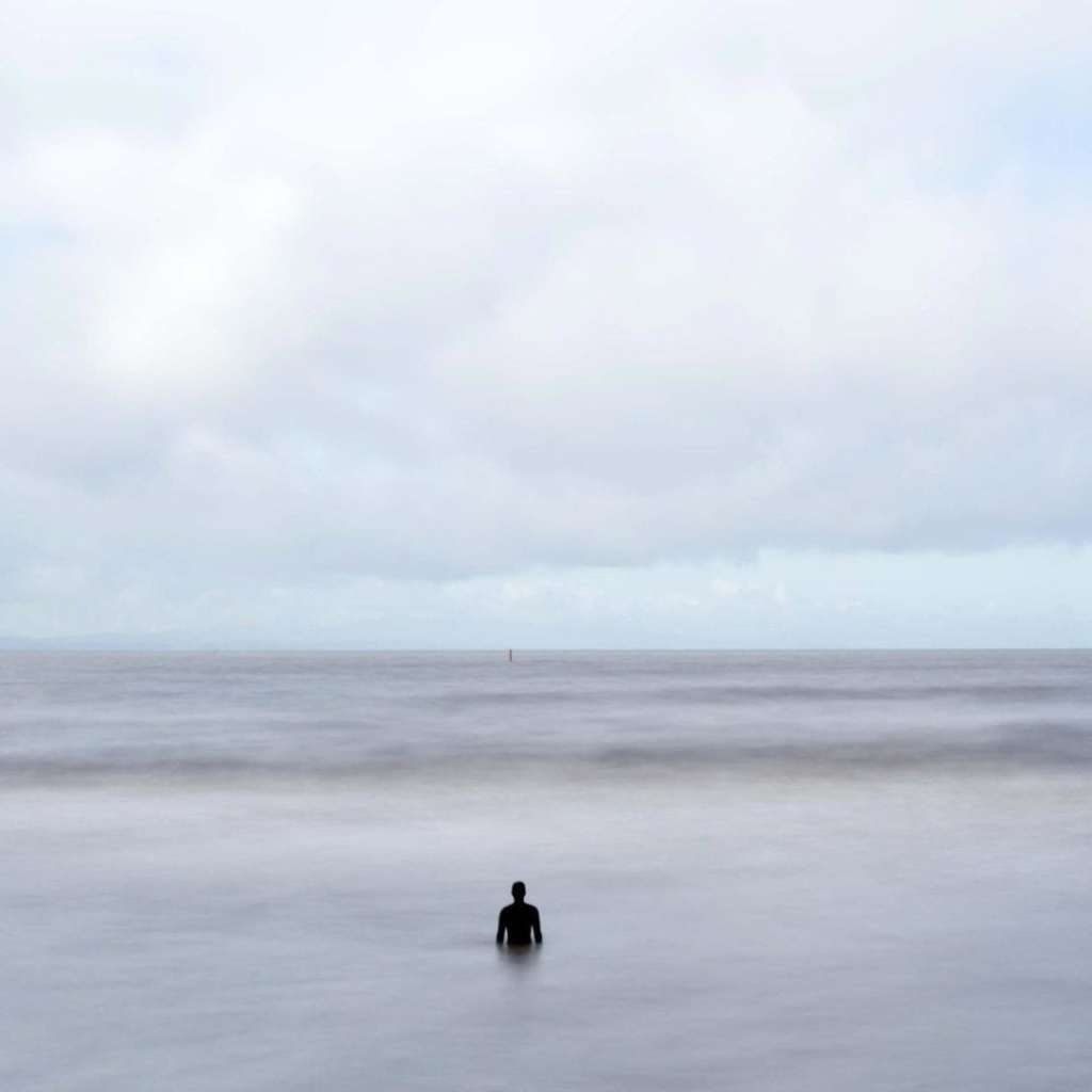 Antony Gormley's Another Place from Canon 5D Mark III