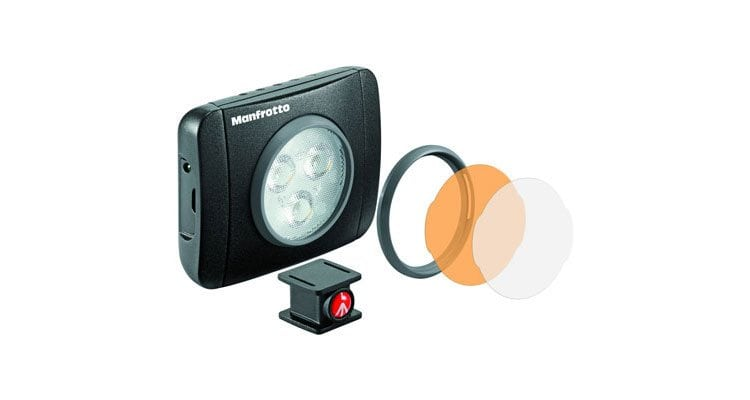 Daily Deal: save 25% on these Manfrotto Lumimuse LED Light packs