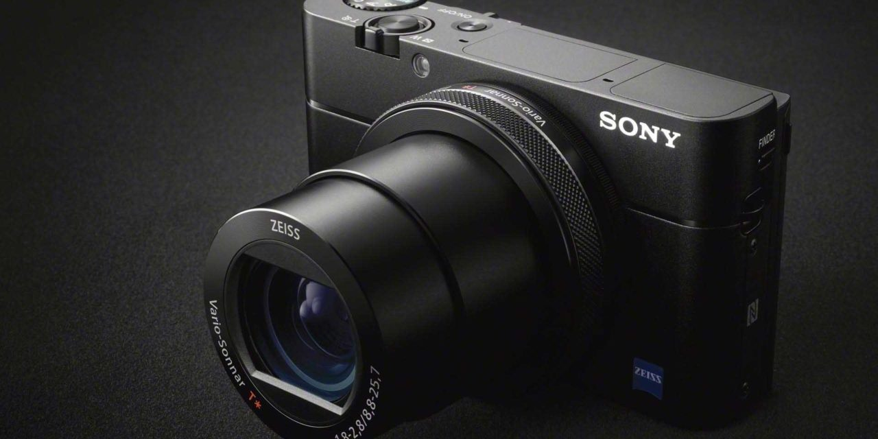 Sony RX100 V announced