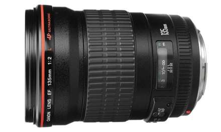 Rumour: is a Canon EF 135mm f/2L coming soon?