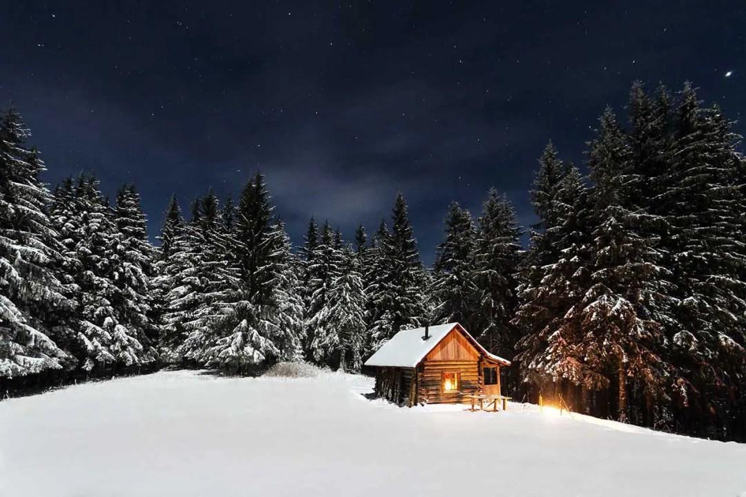 Christmas photo ideas: 04 Winter landscapes