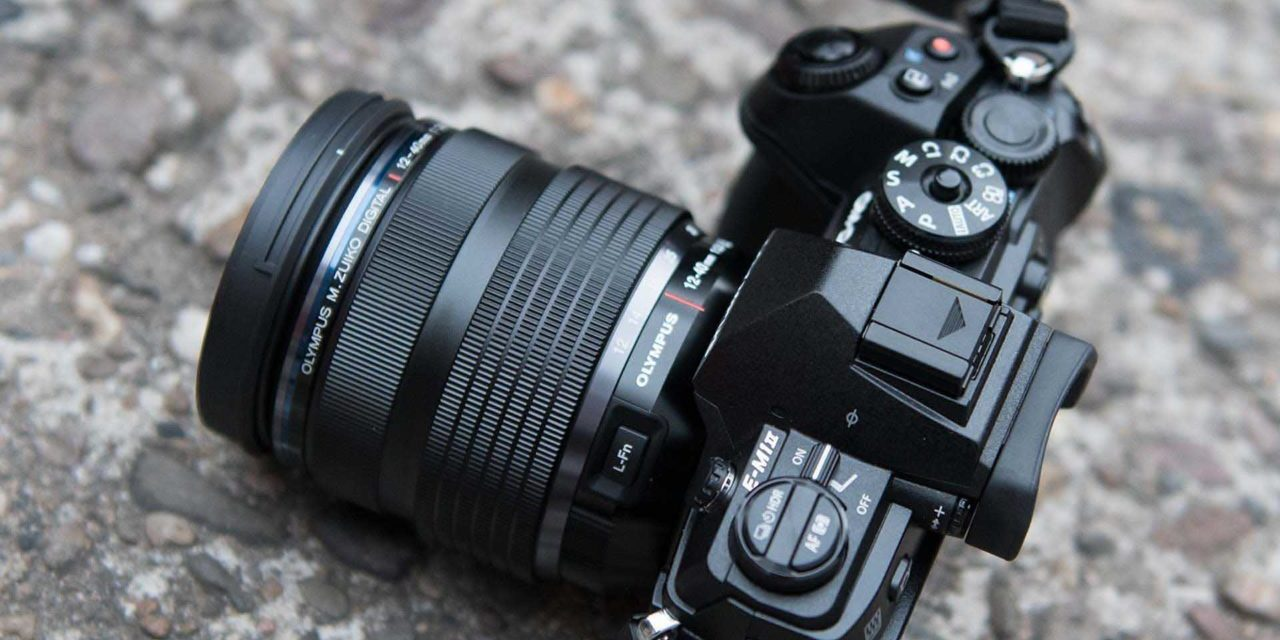 Olympus OM-D E-M1 II available for pre-order