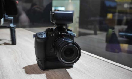 Panasonic GH5 makes its debut in Paris