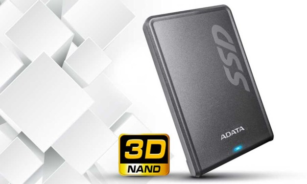 ADATA launches new 256GB, 512GB 3D NAND external SSDs