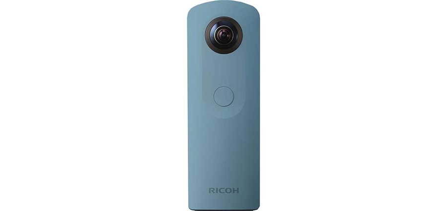 Best 360 cameras: 02 Ricoh Theta SC