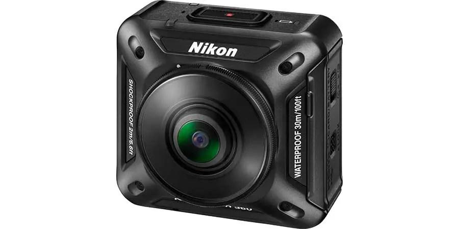 Best 360 cameras: 01 KeyMission 360