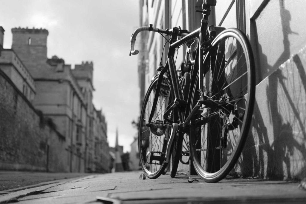 low-level bike