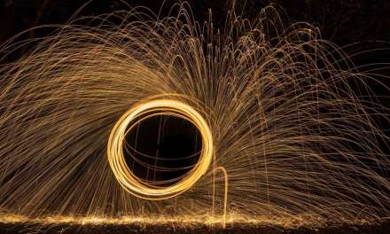 Simple guide to steel wool photography
