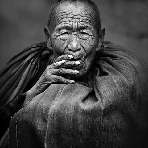 Portrait of elderly Chinese man - Ruiyuan Chen/tpoty.com