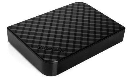 Verbatim unveils new Store 'n Save 8TB hard drives