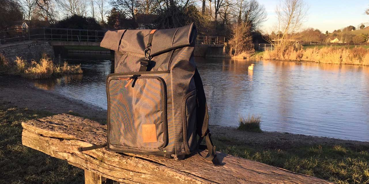 Brevite Rolltop review: innovative bag design, but does it work?