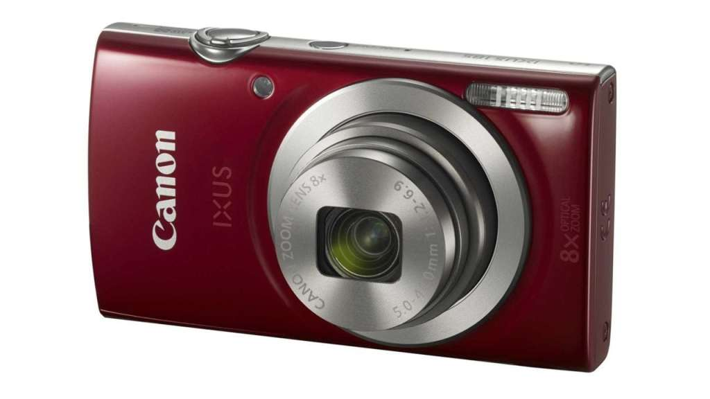 Canon IXUS 185 in red