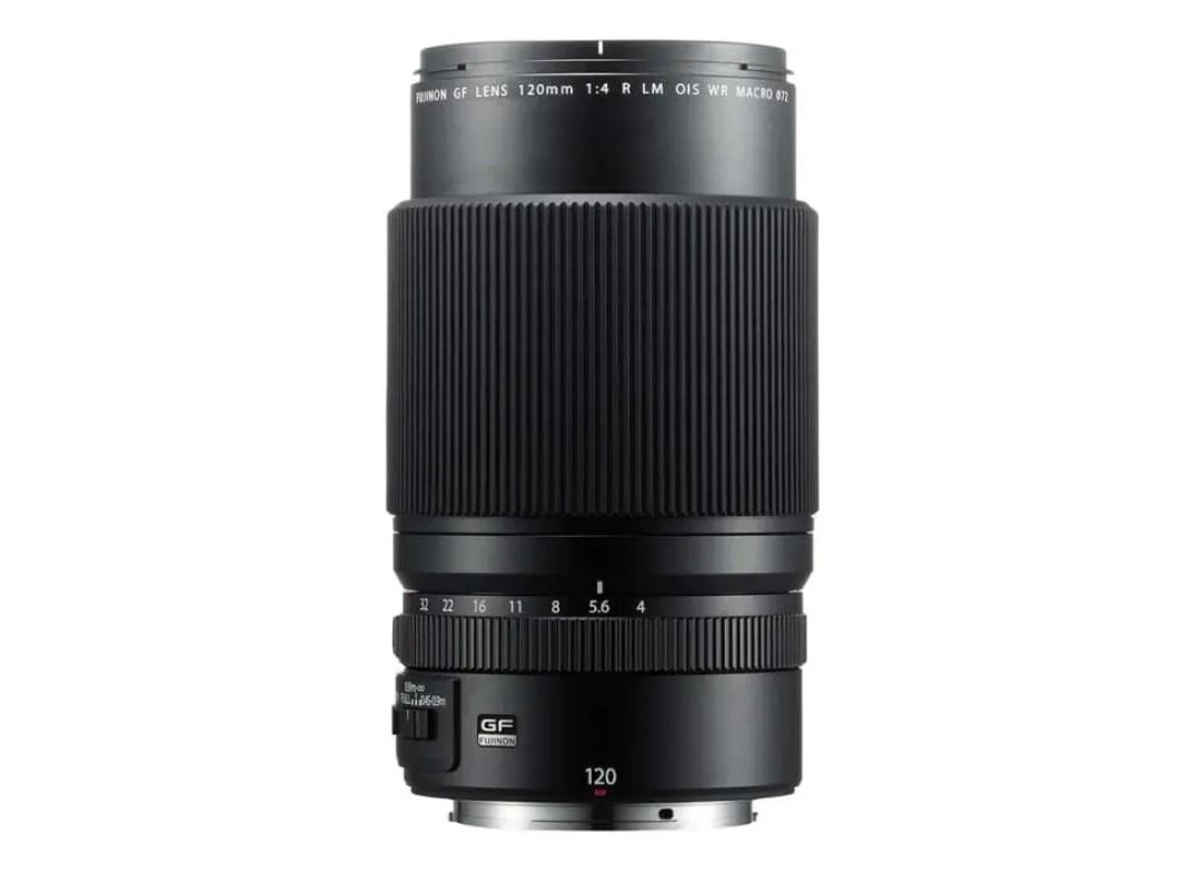Fuji GF120mm f/4 R LM OIS WR Macro: price £2,599