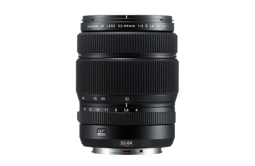 Fuji GF32-64mm f/4 R LM WR: price £2,199