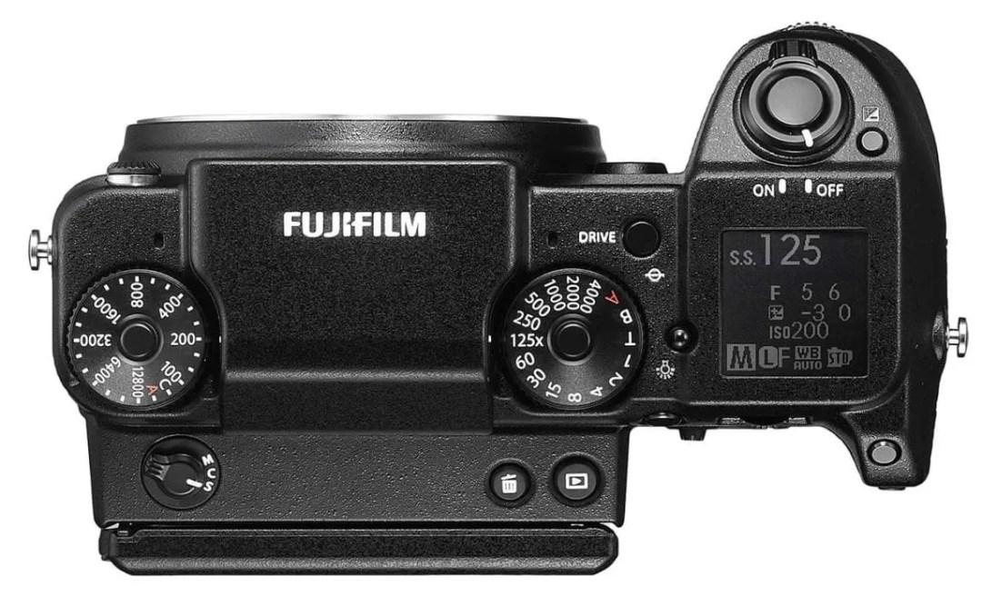 Fuji GFX 50S price and release date