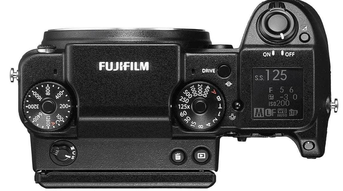 Fujifilm updates GFX 50S firmware with flicker reduction, GF250mmF4 support