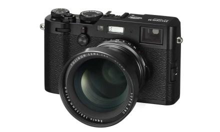 Fuji X100F: price, release date, specs confirmed